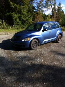 2006 Chrysler PT Cruiser Fourgonnette, fourgon