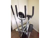 Health & fitness cross trainer