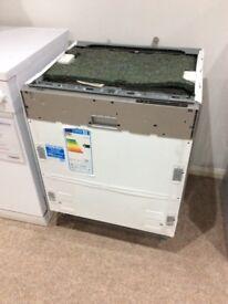 Beko DIN15X10 Integrated Dishwasher