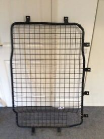 Ford transit bulkhead divider cage