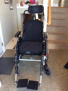 Orion II Manual Tilt Wheelchair for Sale