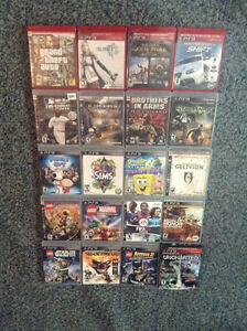 PS3 video games for sale