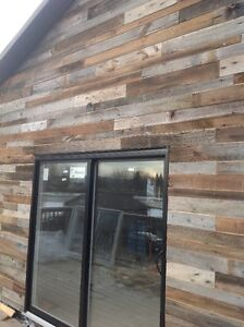 Reclaimed Barn Board Wood For Sale! Grey, Brown, Beams