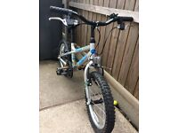Kids Blowfish bike.