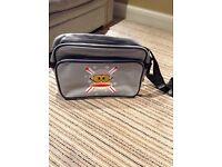 Paul Frank grey messenger bag /brand new
