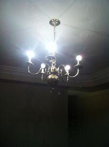 """24"""" chandelier"""