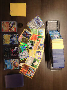HUGE LOT of Bulk Pokemon Cards...includes EXs and LV.X!!! West Island Greater Montréal image 1