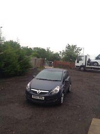Vauxhall Corsa sxi 59000 miles good condition
