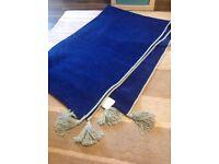 Ikea Doftrik indian style flatwoven rug 140x200cm