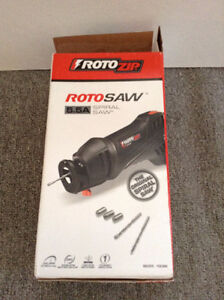 Roto Zip - RotoSaw 5.5A Spiral Saw - used