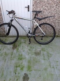 Claud butler 705 mountain bike alloy frame very good condition
