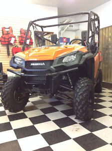 2016 PIONEER 1000 3 SEATER AWESOME PRICE/FINANCING 1.9%