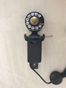 Northern Electric Rotary Phone 1920s London Ontario image 2