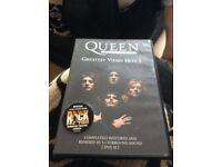 Queen dvd