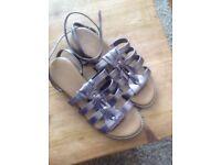 M & S sandles size 5