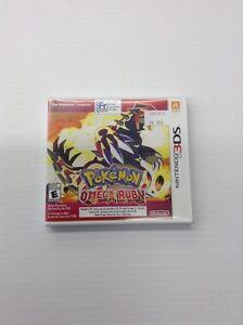 Pokemon Omega Ruby 3DS usagé
