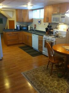 Furnished 2 Beds with Garage and Utilities