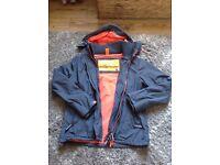 Ladies Superdry jacket size xl