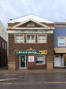 BRIGHTON,ONT~ COMMERCIAL BUILDING~OVER 2000 Sq.Ft