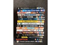 16 Mixed DVD's