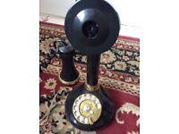 Deco.Tel Candlestick Telephone 1974