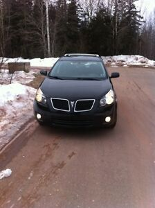 2009 Pontiac vibe (matrix)