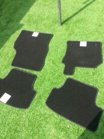 Genuine Audi A3 car mats