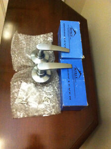 Pair of Brand New Dummy Levers for Interior Doors