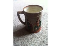 Royal Doulton Oliver Twist' Tankard, dated for 1949.