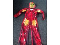 Marvel avengers ironman costume.