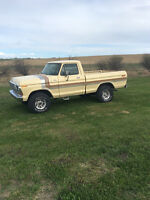 1979 Ford Shortbox 4x4 For Sale