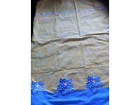 Single duvet cover (bedding bundle)