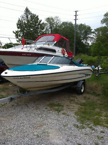 Sea Ray 175 OB 1997 with 90 Merc - Beautiful, Barely used