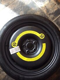 Space saver spare wheel for sale