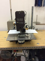 INDUSTRIAL SEWING MACHINE- DRAPERY PLEATING