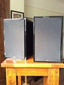 Acoustic Energy 301 Piano Black Speakers