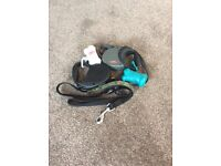Retractable dog leads
