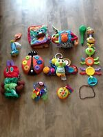 Excellent condition infant toys