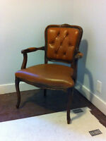 Beautiful Louis XV Style Chair / Chaise Style Louis XV