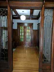 All Included. Edwardian Style Century Home. Main Floor Unit