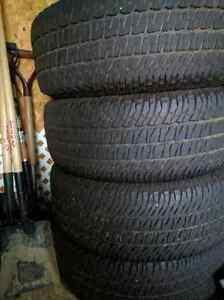 Michelin LTX P275/65/R18