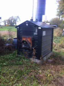 Empyre 250 Outdoor Wood Furnace