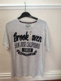 Brand new mens Brookhaven t-shirt
