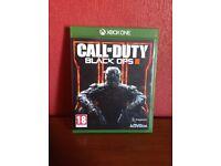 Xbox 1 cod black ops 3 £17