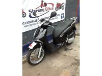 HONDA SH 125 FOR SALE - JUST HAD A SERVICE - GOOD CONDITION - STERLING