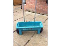 GARDENA lawn seed/feed & fertiliser spreader