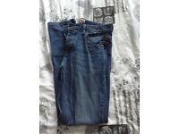 Mens H&M & Next skinny jeans 32r
