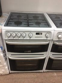 Cannon G60GT Gas Cooker