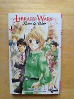 Library Wars: Tome 1