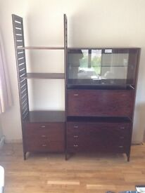 1960's display cabinet